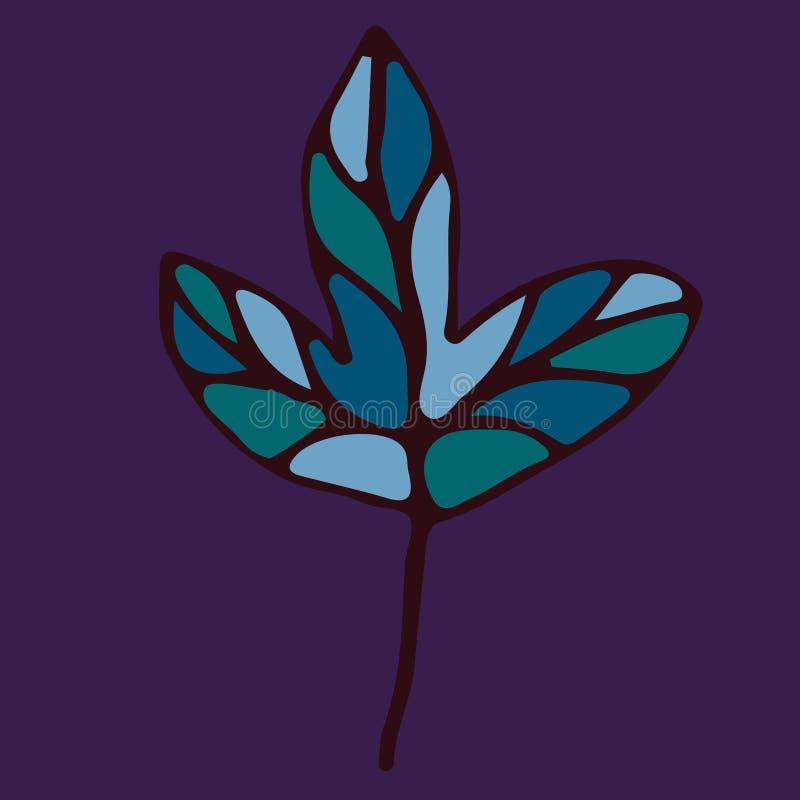 Elemento dibujado mano para el diseño libre illustration