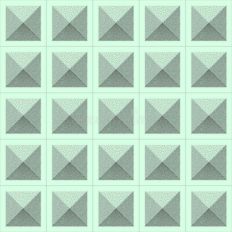 Elemento do metal Fundo telhado textura do granito ou da gipsita ilustração stock