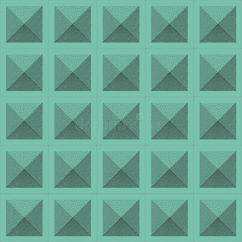 Elemento do metal Fundo telhado textura do granito ou da gipsita ilustração do vetor