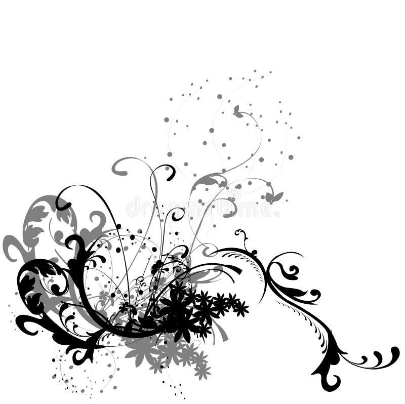 Elemento do projeto da beleza ilustração stock