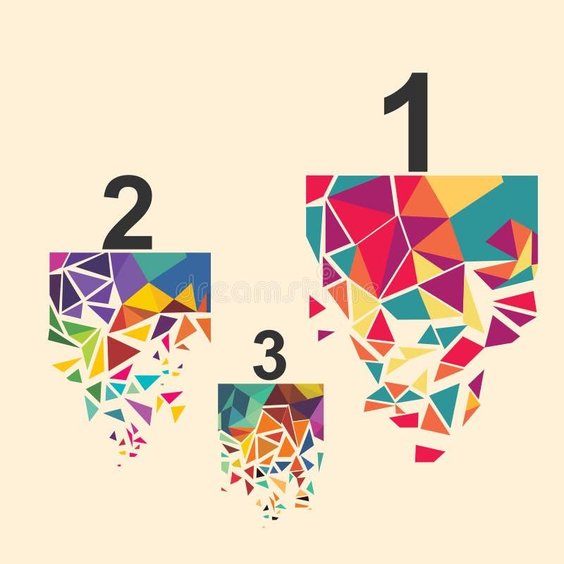 elemento geométrico libre illustration
