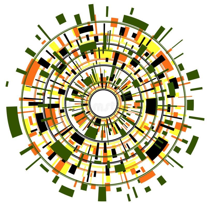Elemento gráfico ilustração stock