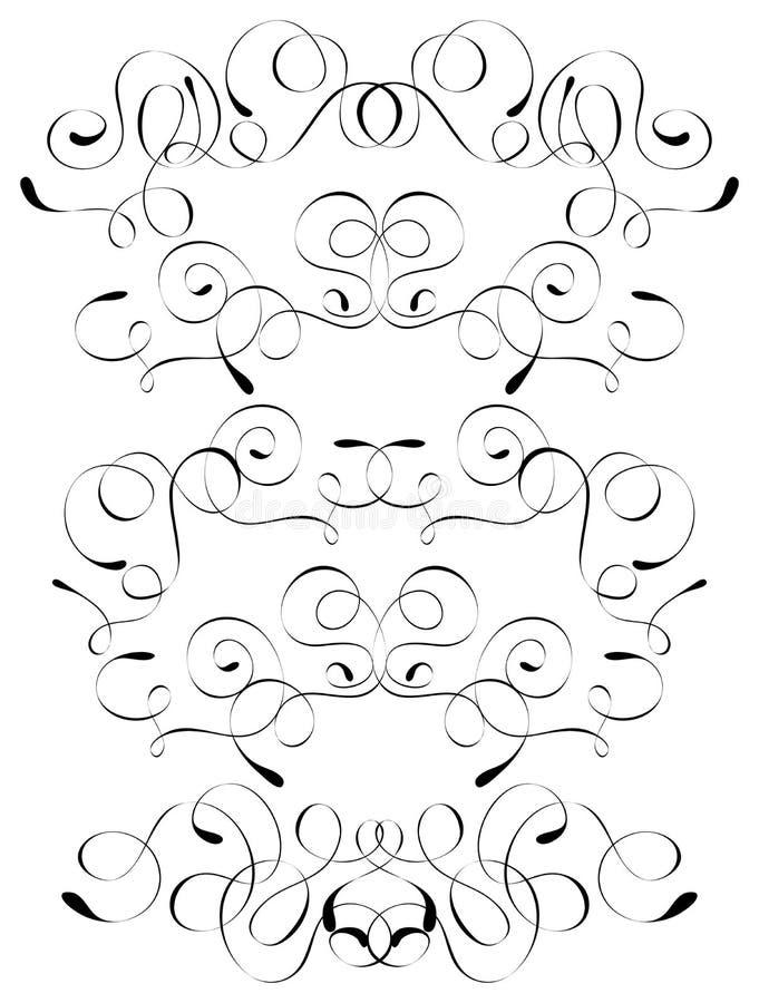 Elemento para el diseño, vector ilustración del vector