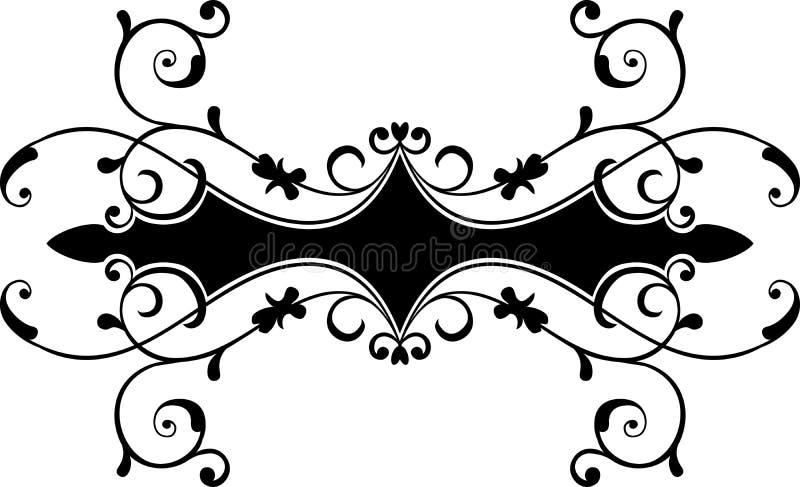 Elemento per il disegno, vettore royalty illustrazione gratis