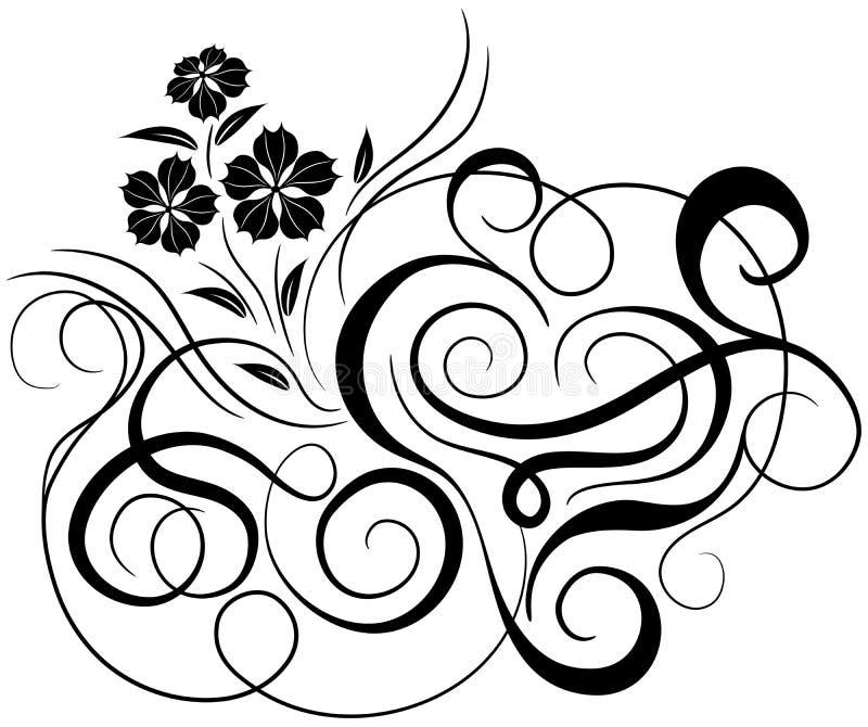 Elemento per il disegno, vettore illustrazione vettoriale