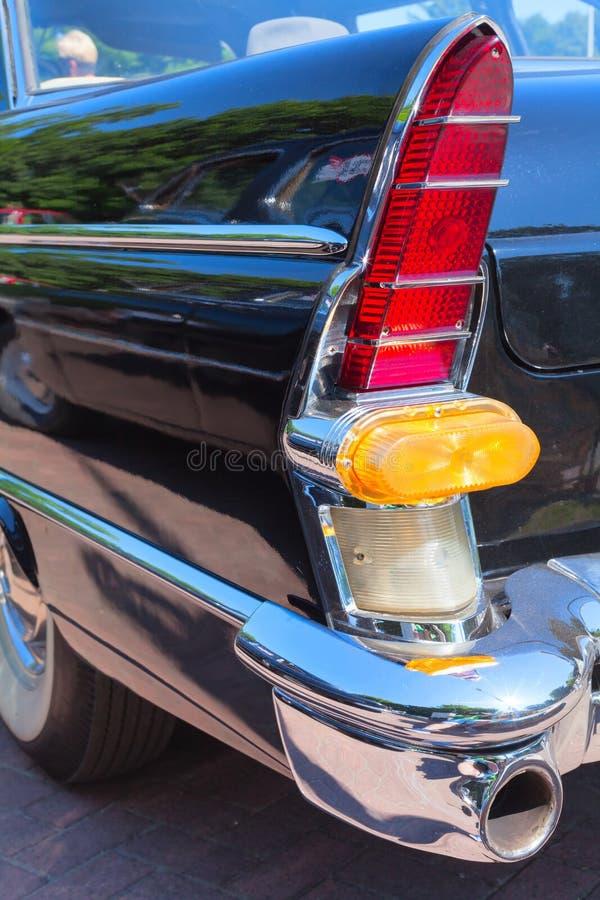 Elemento retro del coche fotografía de archivo libre de regalías