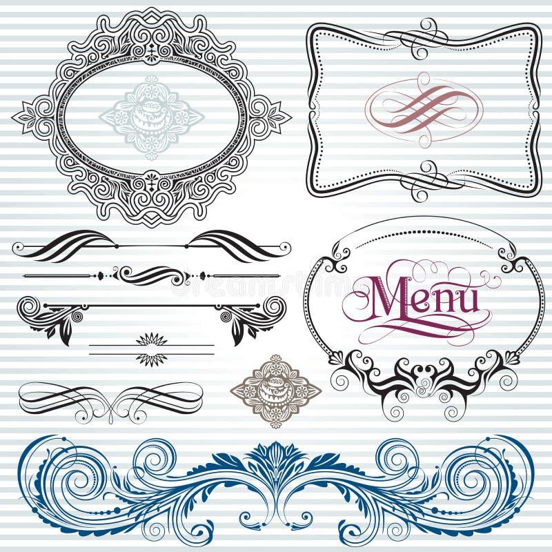 Elementos da decoração
