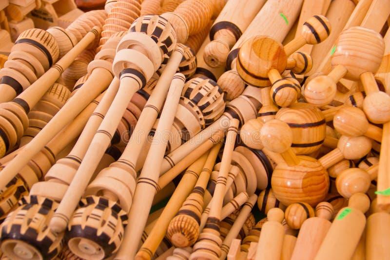 Elementos de cozimento tradicionais de México imagens de stock royalty free