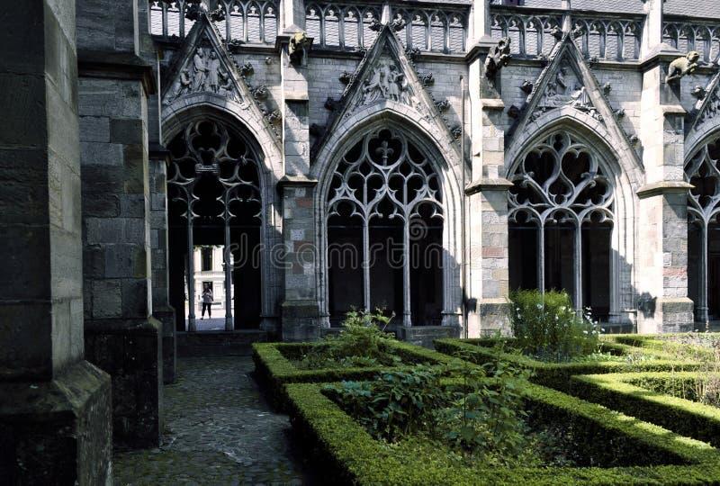 Elementos de gótico imagenes de archivo