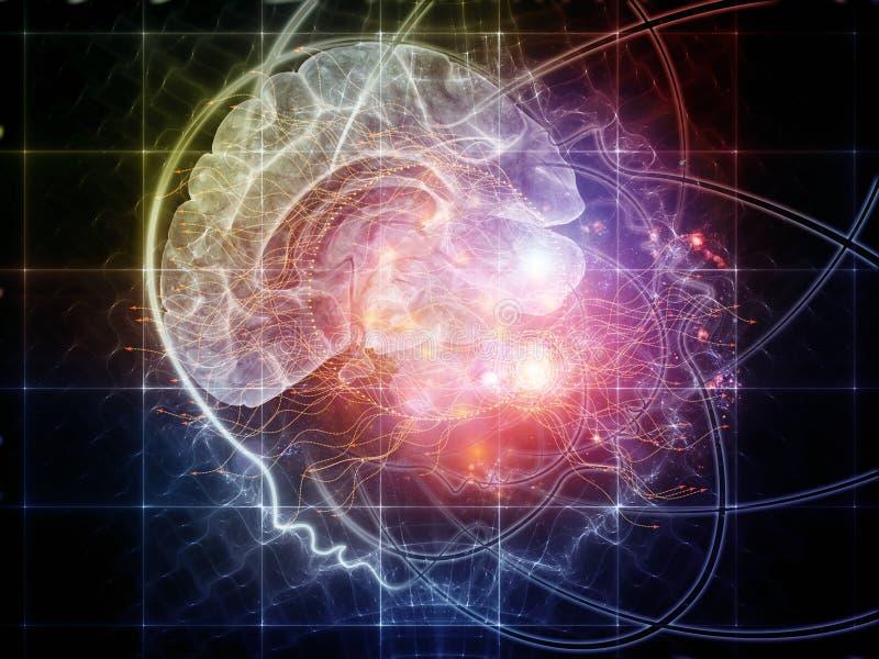 Download Elementos de la mente stock de ilustración. Ilustración de ilumine - 42427713