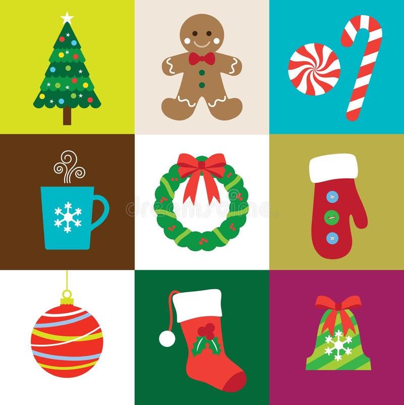 Elementos de la Navidad