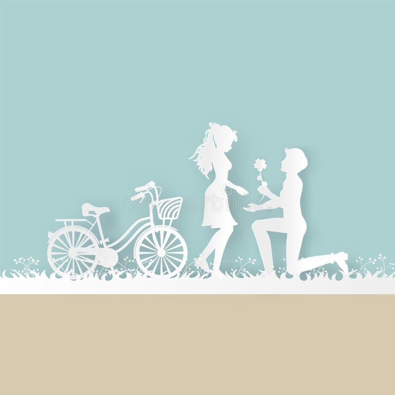 Elementos felices del día de tarjetas del día de San Valentín y del diseño del weeding Lápiz labial libre illustration