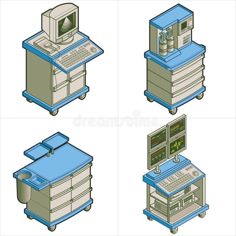Elementos p.26b del diseño stock de ilustración