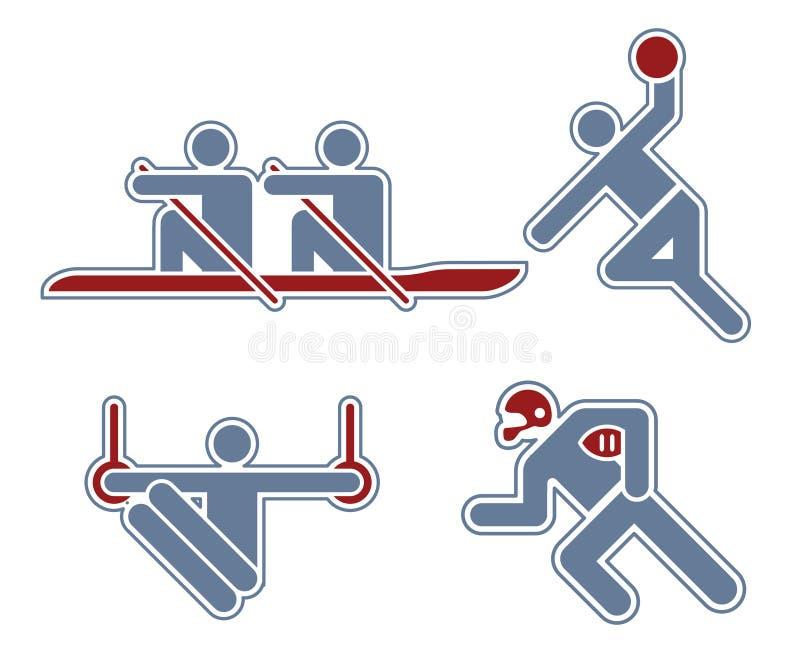 Download Elementos p.30f do projeto ilustração do vetor. Ilustração de disciplina - 538118