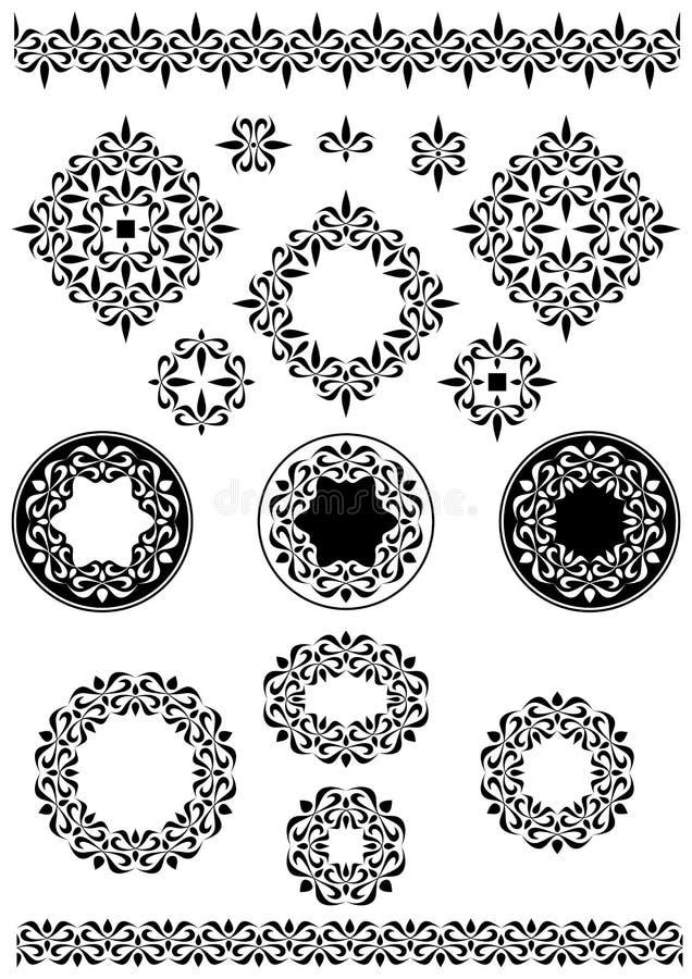Download Elementos do projeto ilustração do vetor. Ilustração de elemento - 29843096