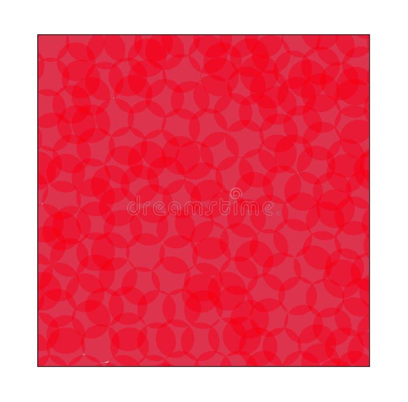 Elementos románticos felices del diseño del día de tarjetas del día de San Valentín ilustración del vector