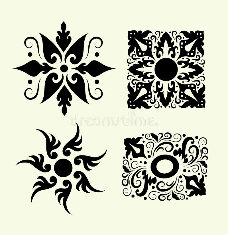 Download Elements 1 (floral Ornament) Stock Vector - Image: 26099982