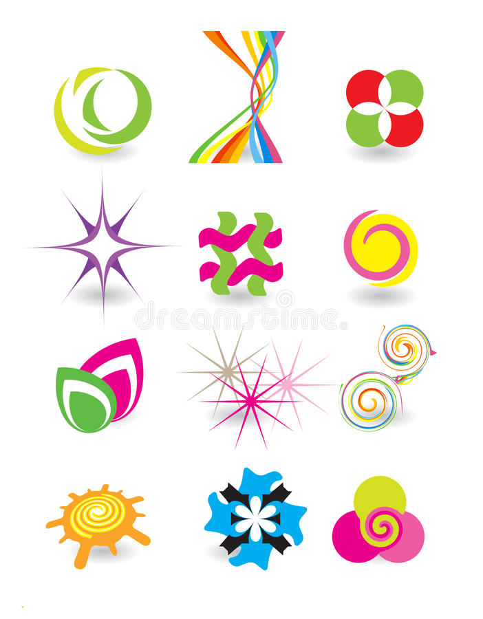 Download Elements for design stock vector. Image of modern, finance - 9693201