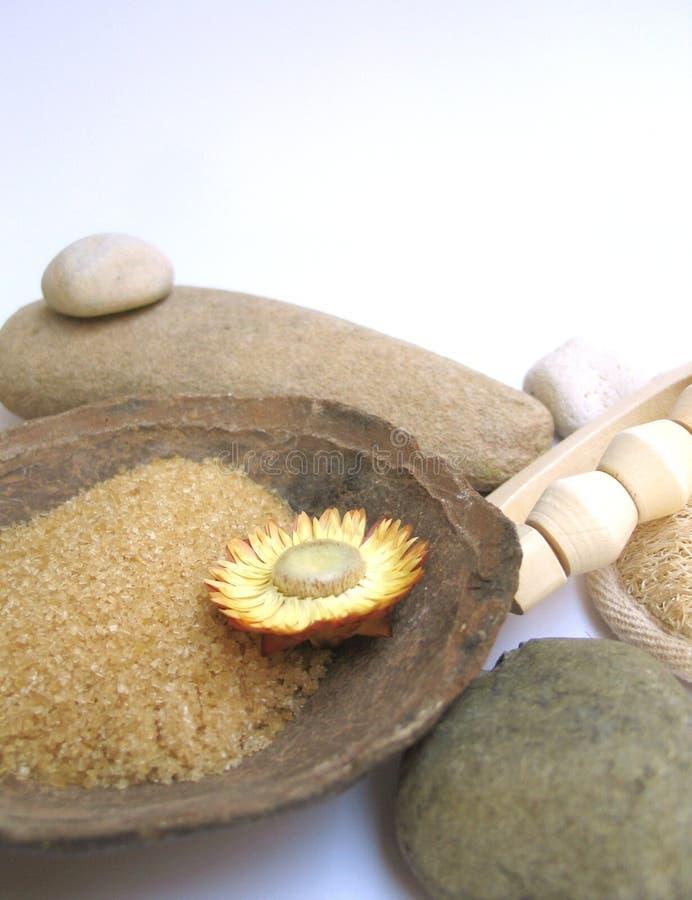 elements mineral spa στοκ φωτογραφία