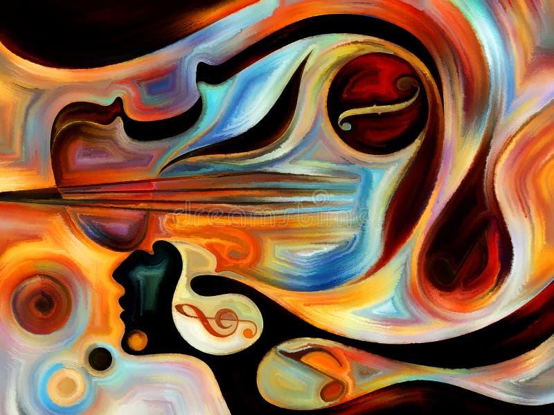 Art Elements Of Painting : Elements of music stock illustration. illustration intelligence