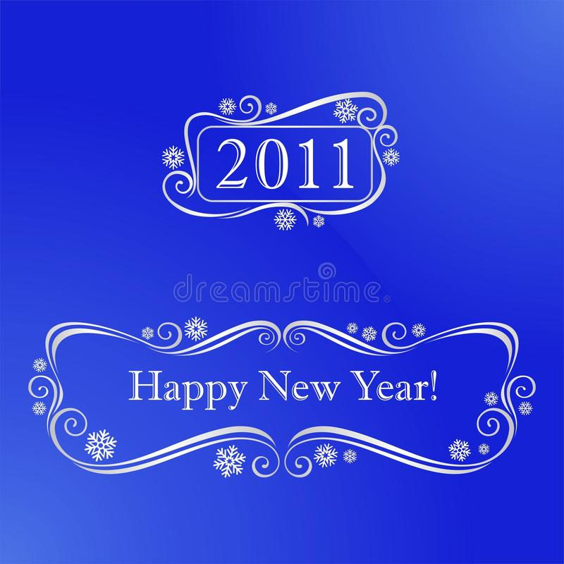 Download Elements For New Year's Design Stock Vector - Illustration: 16811300