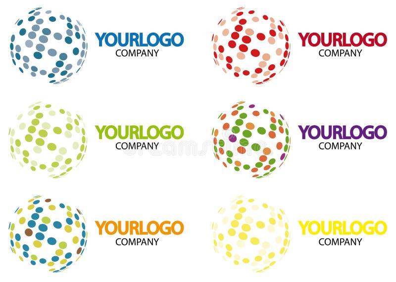elementu logo royalty ilustracja