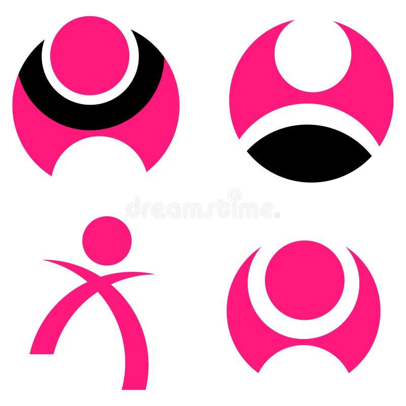 elementu logo ilustracji