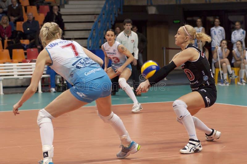 Elena Ezhova take a ball stock photos