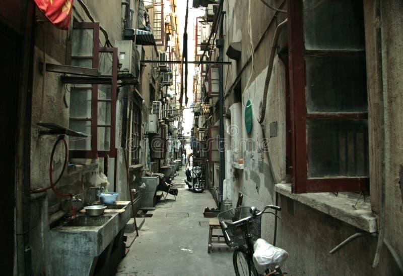 Elendsviertel lizenzfreies stockbild