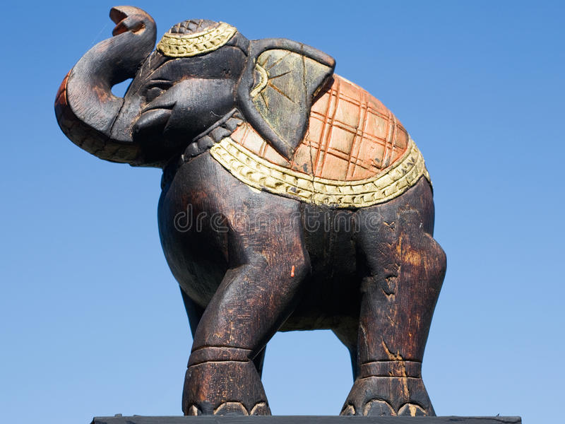 Download Elephant stock image. Image of indian, blue, asia, craft - 26118091