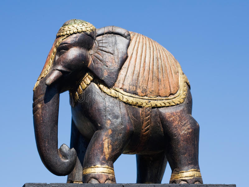 Download Elephant stock photo. Image of craft, view, object, india - 26118112