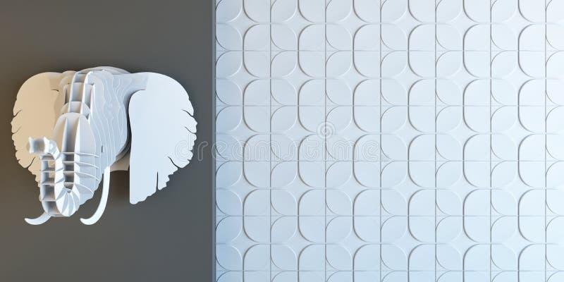 Download Elephant stock illustration. Image of exterior, modern - 28305788