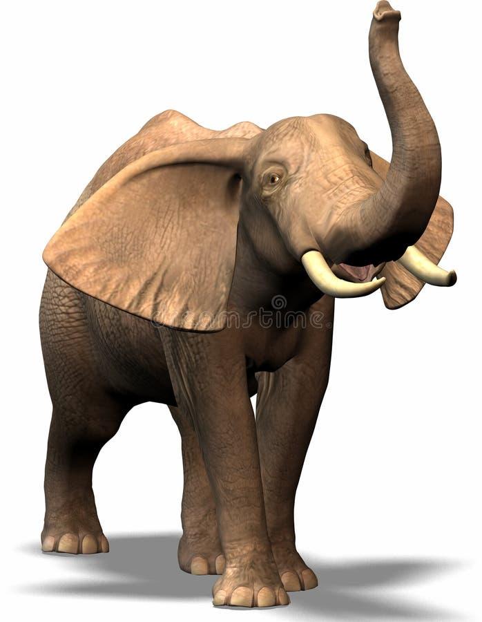 Free Elephant Royalty Free Stock Photography - 550527