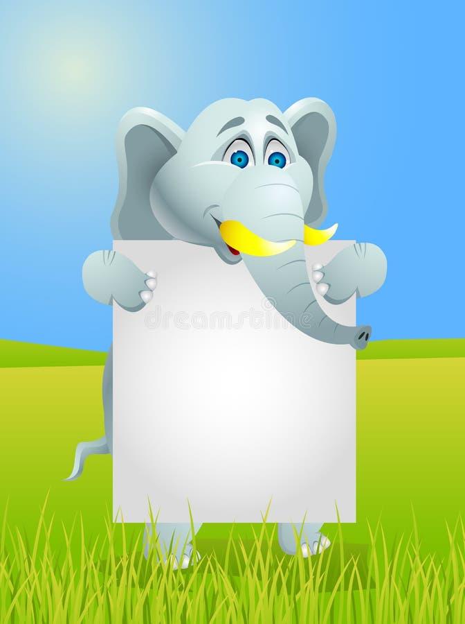Elephant cartoon