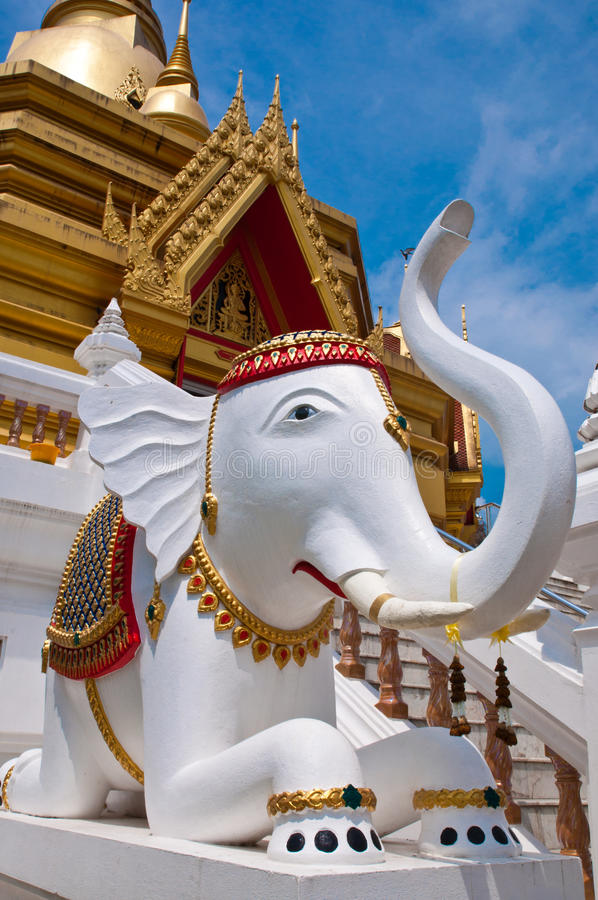 Elephant Molded Royalty Free Stock Photography