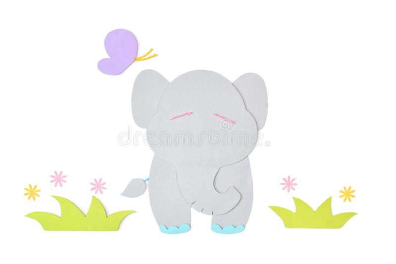 Cute Baby Elephant Cartoon Stock Images Download 133