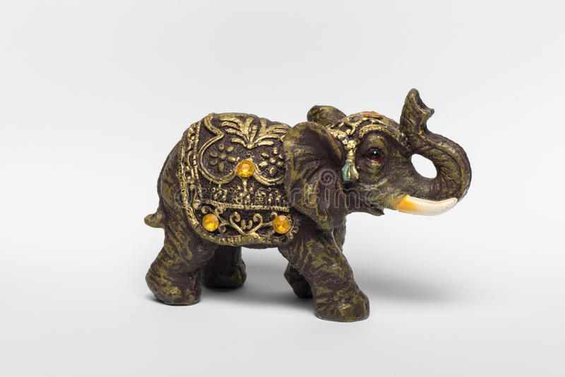 Elephant souvenir royalty free stock photos