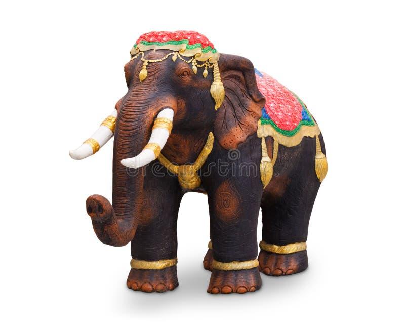 Elephant statue stock images