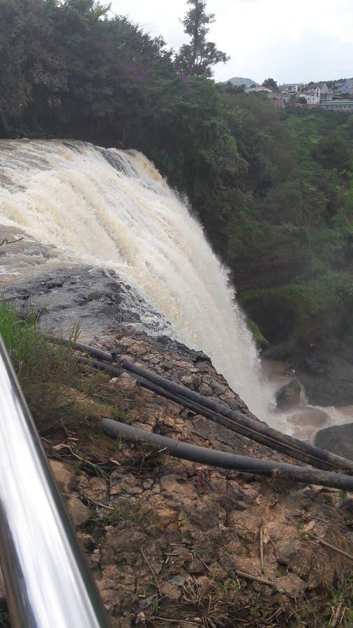 Elephant waterfall stock photos