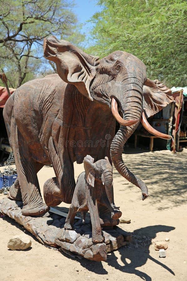 Elephants Editorial Stock Photo