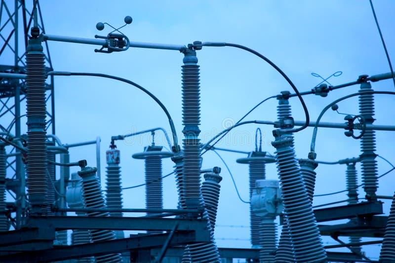 Eletricidade imagens de stock royalty free