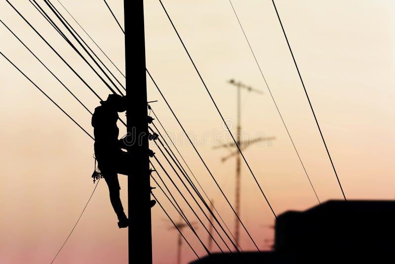 elettricista immagini stock libere da diritti
