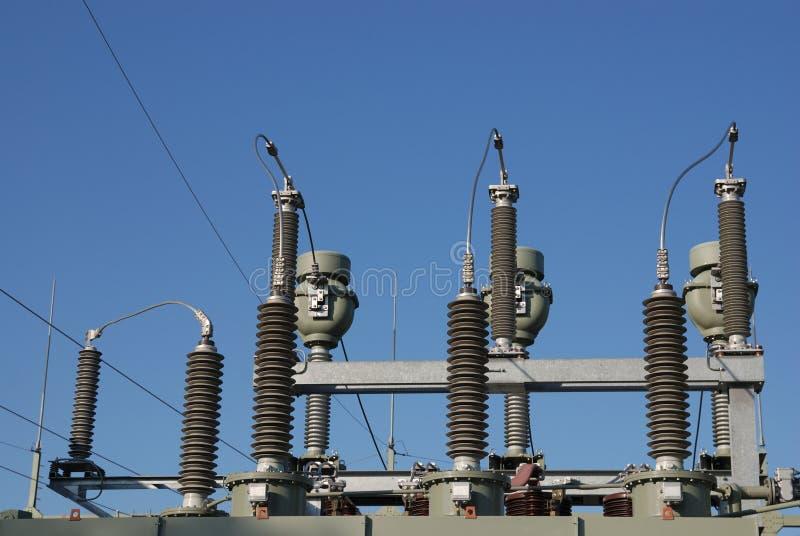 Elettricità immagine stock