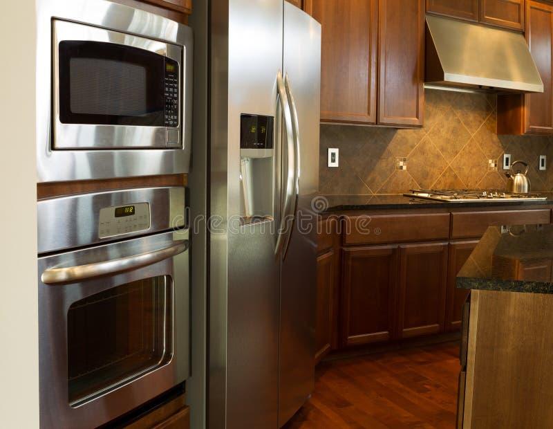 Elettrodomestici da cucina fotografie stock