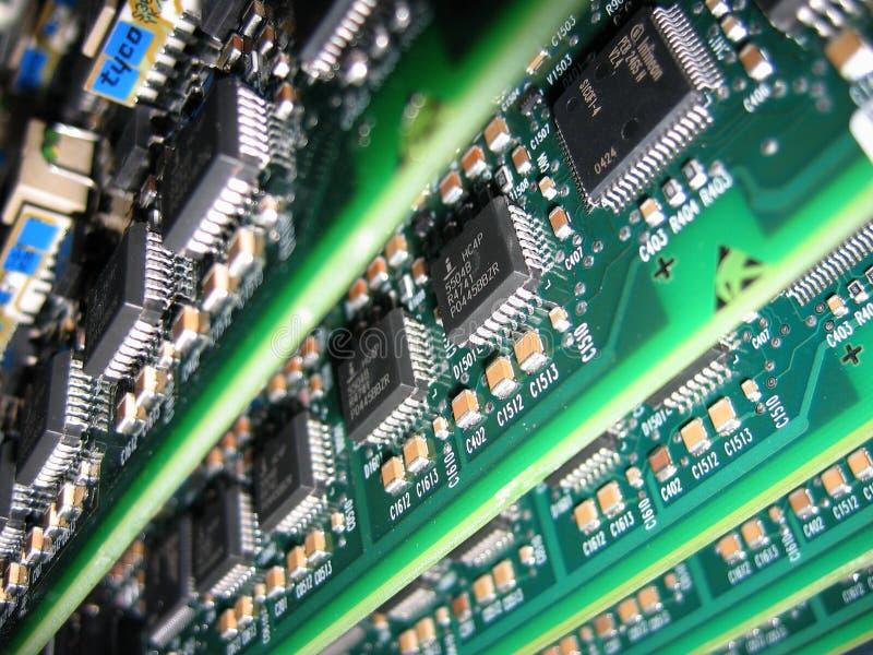 Elettronico fotografia stock libera da diritti
