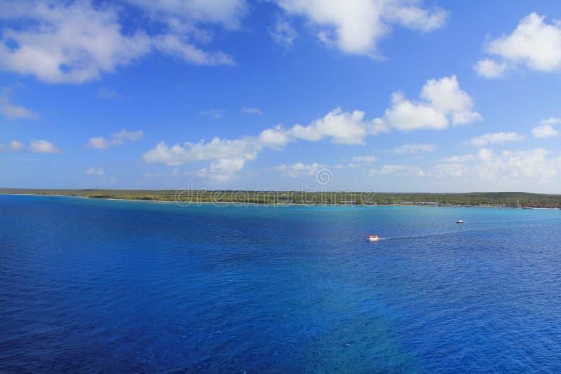 Eleuthera, Bahamas obraz stock