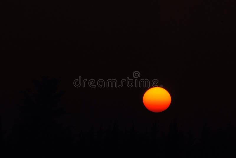 Elevação de Sun em Verona foto de stock royalty free