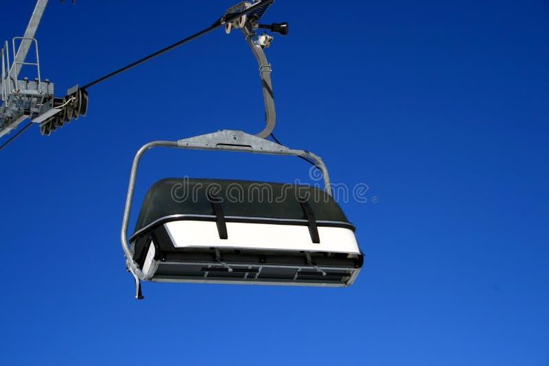 Elevación de esquí fotos de archivo libres de regalías