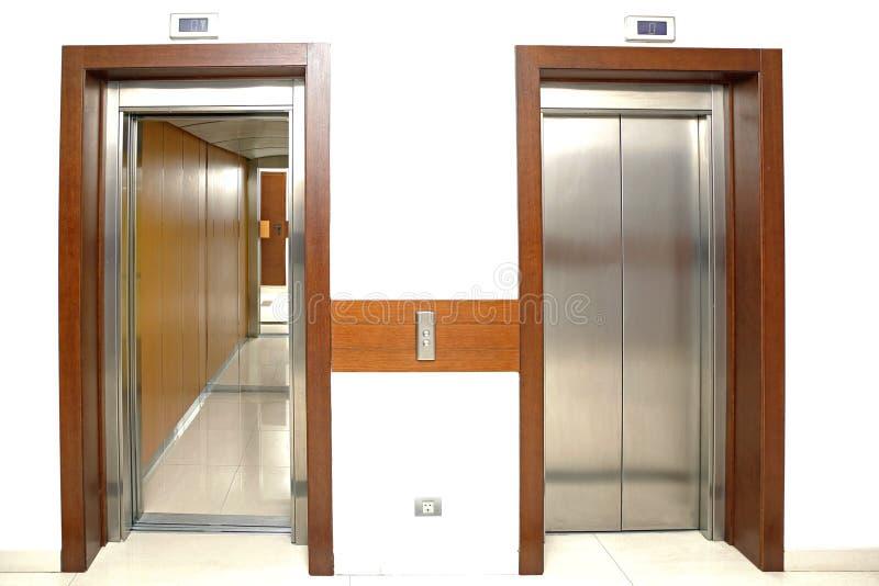 elevadores imagens de stock