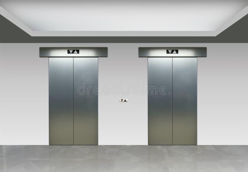 elevadores foto de stock royalty free